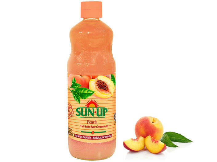 Sun Up Đào 850ml