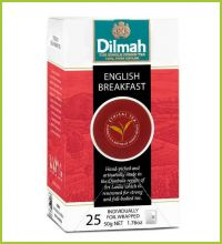 English - Breakfast Dilmah 2g x 25 Túi